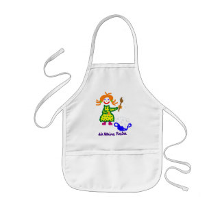 To cook learn with the small Rieke Kids Apron