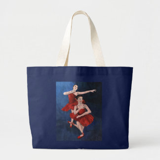 To Dance Large Tote Bag