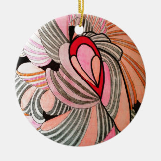 TO DAWN 10_result Ceramic Ornament