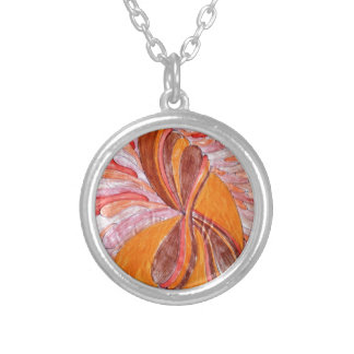 TO DAWN 30_result Silver Plated Necklace
