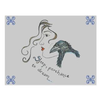 """To Dream"" Postcard"