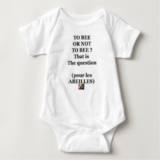 TO EEB GOLD NOT TO EEB? That is the question Baby Bodysuit