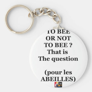 TO EEB GOLD NOT TO EEB? That is the question Key Ring