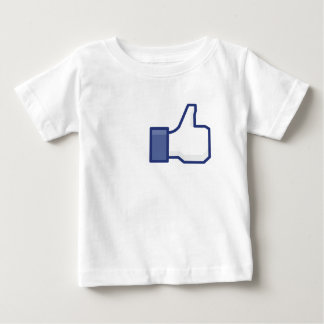 to enjoy Facebook Baby T-Shirt
