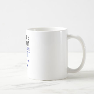 To Err Is Human, To Whir Is Robot Coffee Mugs