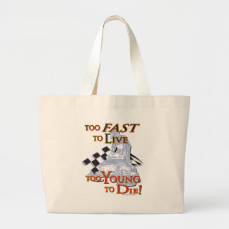 To-Fast-[Converted] Tote Bag