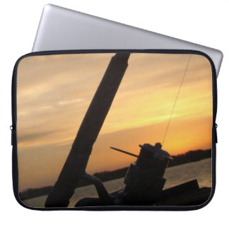 To Fishing moment Laptop Computer Sleeve