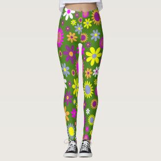 to flower leggings