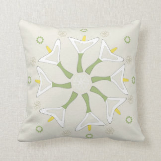 to flower zen cushion