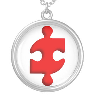 To glue Pendant Great Puzzle Pieces S
