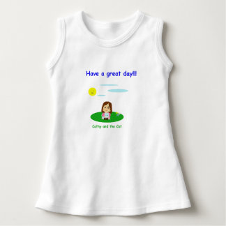 """""""To great day! """" Dress"""