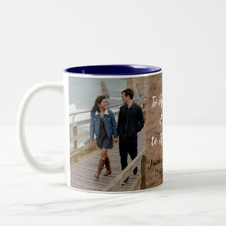 To have & to hold Mug