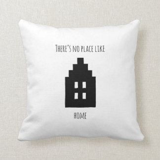 To kiss There's No Place Like home Cushions
