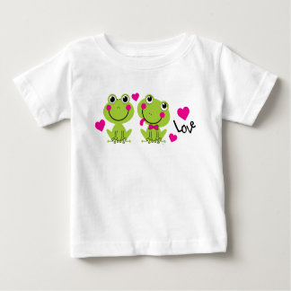 to lie down toads baby T-Shirt