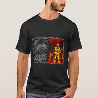 To love a firefighter T-Shirt