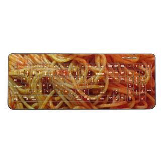 To Love Spaghetti Wireless Keyboard