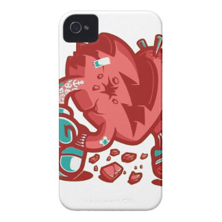 To Matter of Life-01 iPhone 4 Case-Mate Case