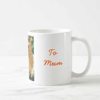 To Mum, From...  Butterfly Mug
