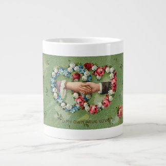 To My Own True Love Extra Large Mugs