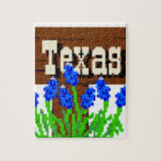 To my Texas Roots Jigsaw Puzzle
