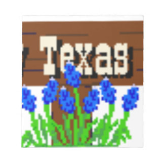 To my Texas Roots Notepad