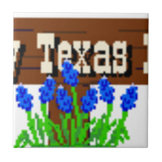 To my Texas Roots Tile