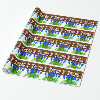 To my Texas Roots Wrapping Paper