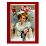 To My Victorian Valentine Post Cards