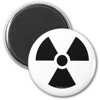 To nuclear 6 cm round magnet