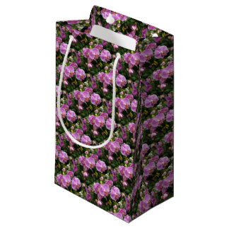 to orchid_fresh_flower small gift bag