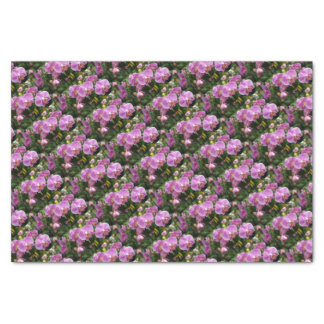 to orchid_fresh_flower tissue paper