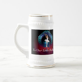 To Our Little Ballerina Beer Steins