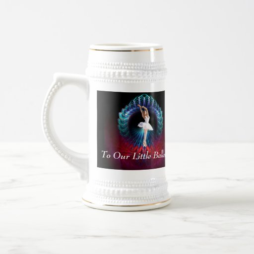 To Our Little Ballerina Coffee Mugs