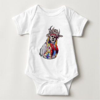 TO PAY HOMAGE BABY BODYSUIT