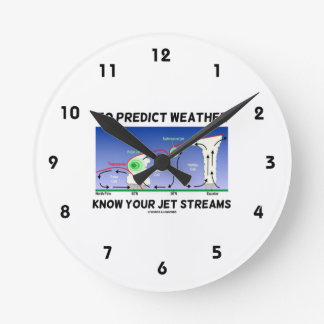 To Predict Weather Know Your Jet Streams Round Clock