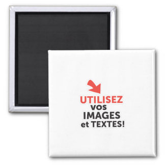 To print your designs in French line Magnet