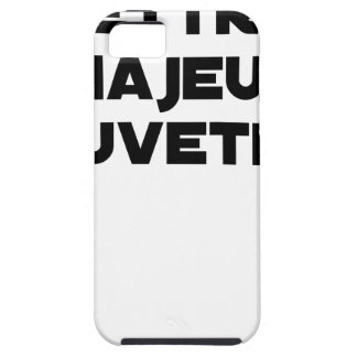 TO PUT MAJOR RESCUER - Word games iPhone 5 Cover