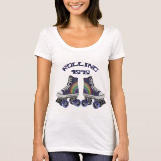 to roller skates T-Shirt