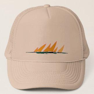 to sail trucker hat