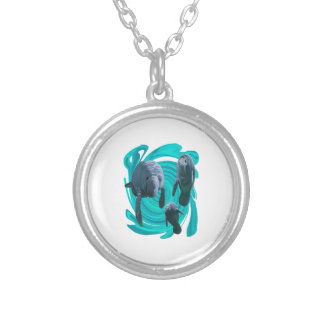 TO SHOW LOVE SILVER PLATED NECKLACE