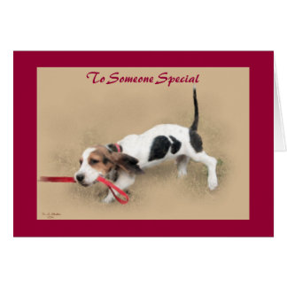 To Someone Special!...Card. Greeting Card
