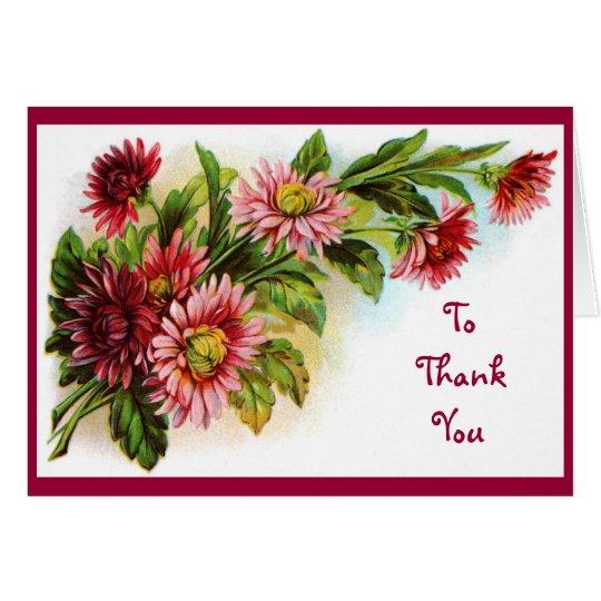 To ThankYou Card