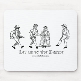 To the Dance Mousepad