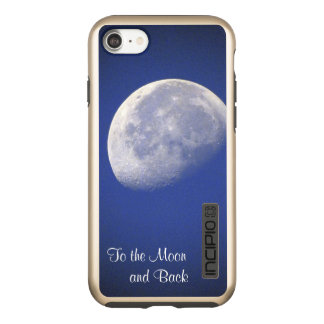 To the MOON and Back Incipio DualPro Shine iPhone 8/7 Case