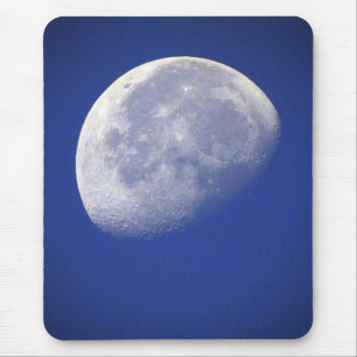 To the MOON and Back Mouse Pad