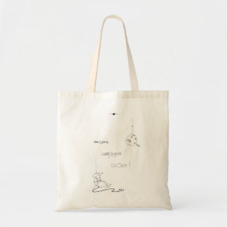 To the Moon bag