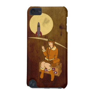 To the moon iPod touch 5G case