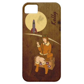 To the Moon Case For The iPhone 5