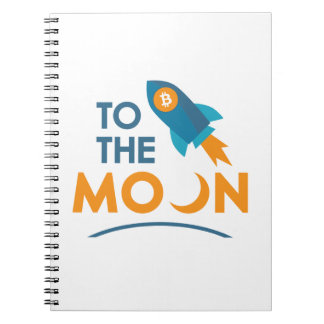 To The Moon Cryptocurrency Notebook