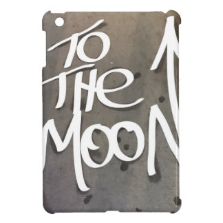 To the Moon iPad Mini Cases